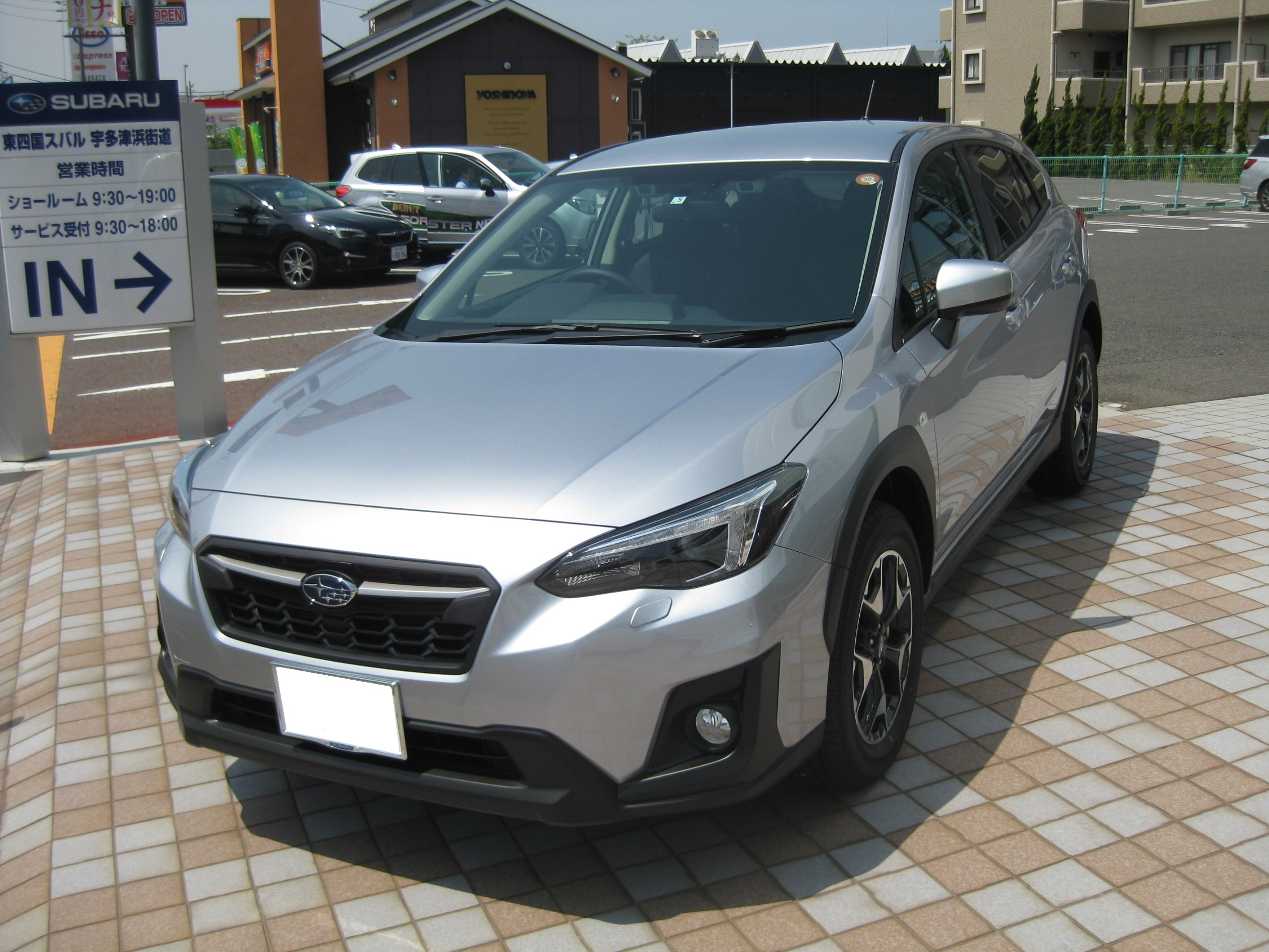 Subaru Xv 2 0i L Subaru Xv 2 0i L 2017 Review Carsguide