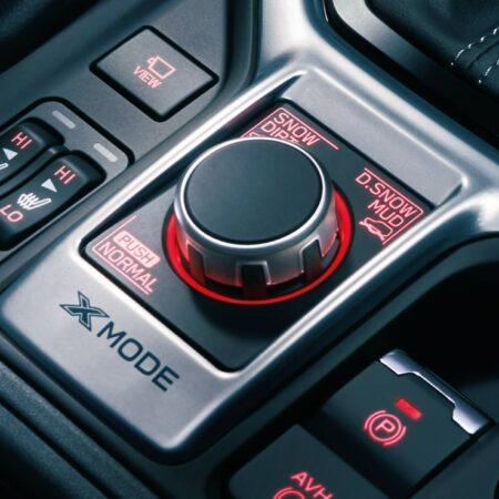 ○ 冬のドライブ「X-MODE」活用術 ○